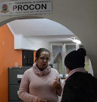 PROCON TERESÓPOLIS-Atendimento acontece de segunda a sexta no 1º piso da Prefeitura