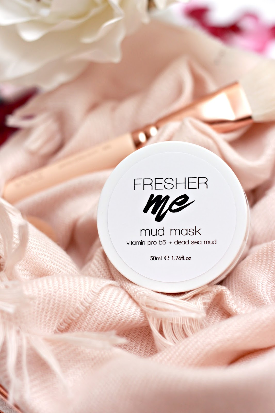 FresherMe Mud Mask