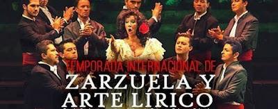Temporada Internacional de Arte Lirico y Zarzuela