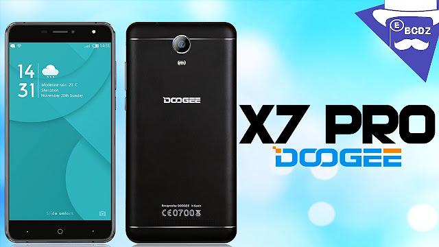 سعر و مواصفات هاتف دوجي X7 Pro