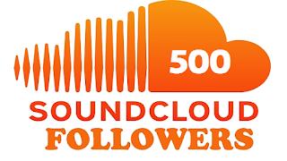 Buy 500 SoundCloud Followers