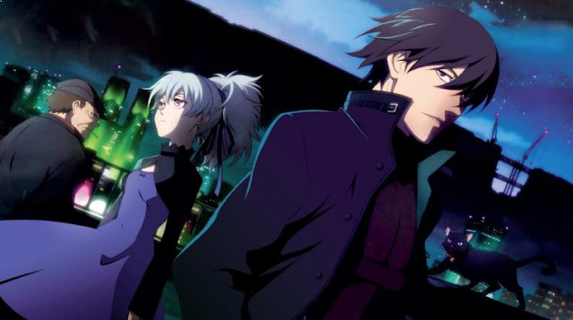 Darker than Black - Best Anime Like Assasination Classroom (Ansatsu Kyouhitsu)