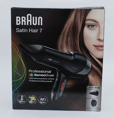 Braun Satin Hair 7