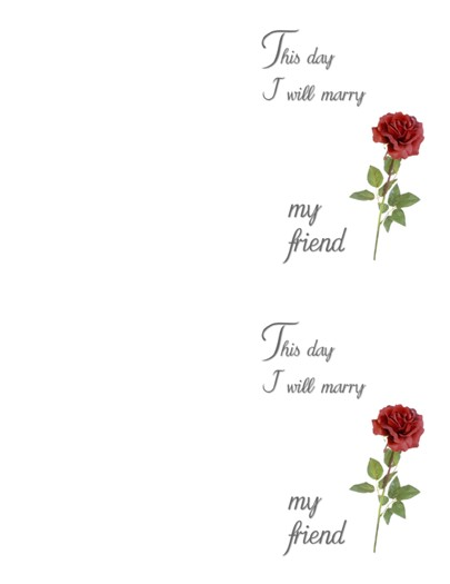 Wallpaper New Printable Wedding Cards