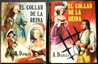 Obras de Dumas en Editorial Petronio