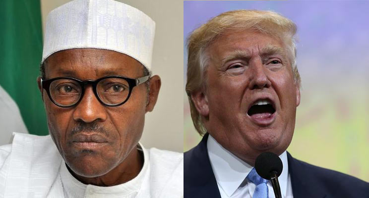 Donald Trump snubs Buhari, acknowledges other world leaders