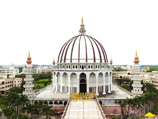 World's largest dome inaugurated in Pune