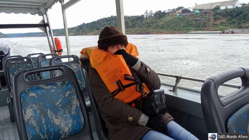 O que fazer em Foz do Iguaçu (PR) - passeio Encontro das Águas