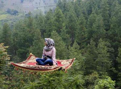 permadani terbang dago dream park bandung
