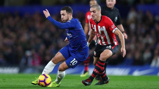 Hasil Liga Inggris: Chelsea Diredam Southampton 0-0