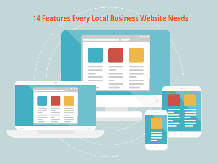 14 Things Every Local Business Website Needs