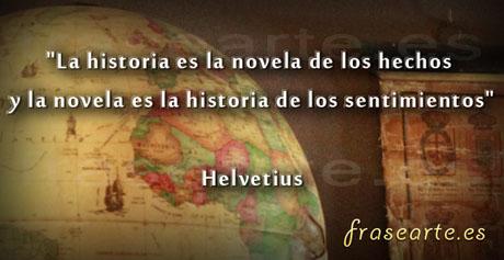 Frases para la historia de Helvetius