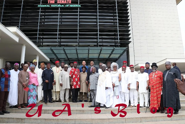 South, Middle Belt leaders blast Nigerian government over disregard for National Assembly, insist on restructuring
