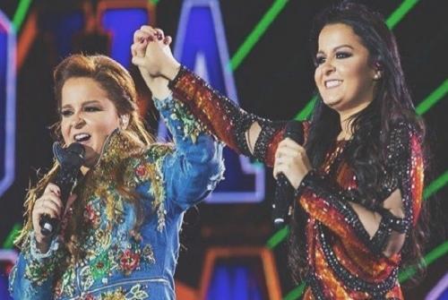 Durante briga em show de Maiara e Maraisa, cantora se irrita: 'covarde'