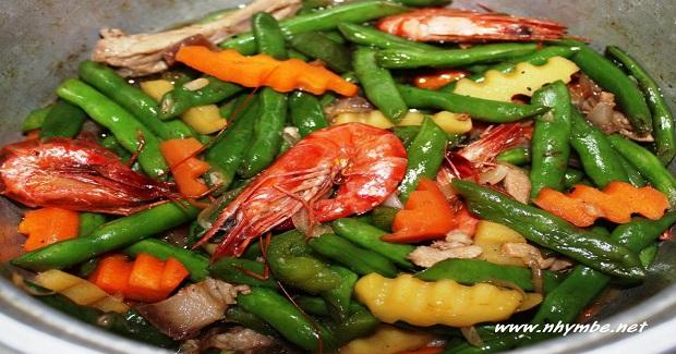 Stir Fried Vegetables Recipe