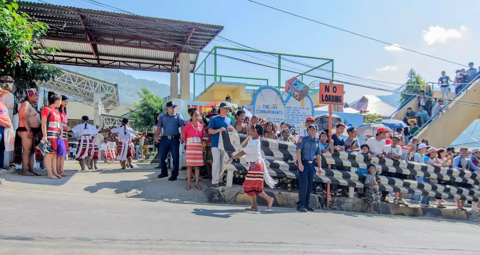 We Start as a Group End as a Group Mountain Province 13th Lang-Ay Festival Street Dancing