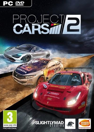 Project Cars 2 indir - Torrent - PC - Repack ve CODEX Sorunsuz