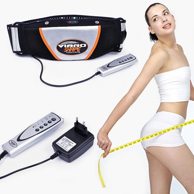 Máy massage quấn nóng cao cấp đánh tan mỡ bụng hiệu quả