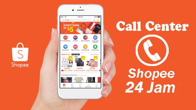 Call Center Shopee Lengkap 24 Jam Terbaru Mudah di Hubungi !!