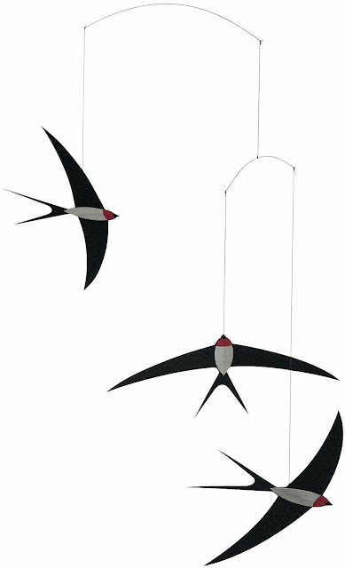 Swallows Mobiles