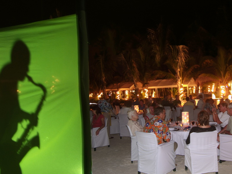 Maroma Romantic beach & catamaran for special events, weddings, aniversary, groups, meetings