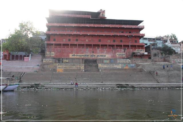 Prachin Hanuman Ghat Varanasi