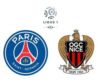 Paris Saint Germain vs Nice highlights | Ligue 1
