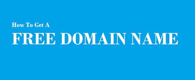 Domain Name Free