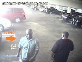 Shreveport police seek suspect in vehicle robbery