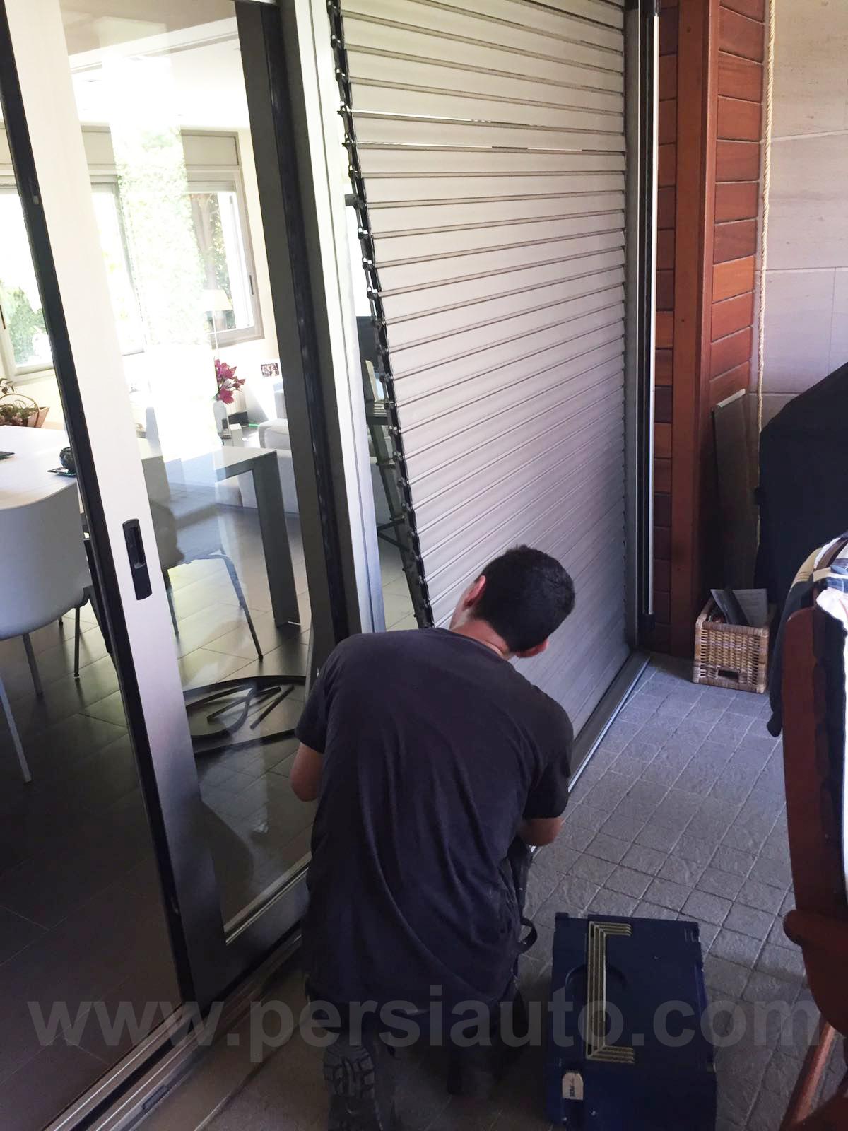 Reparar persianas hogar