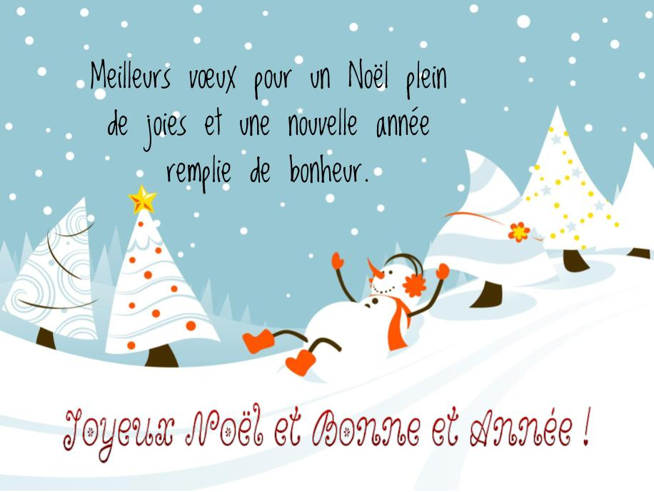 Célèbre Souhaiter un Joyeux Noël Original | Poésie d'amour FG77