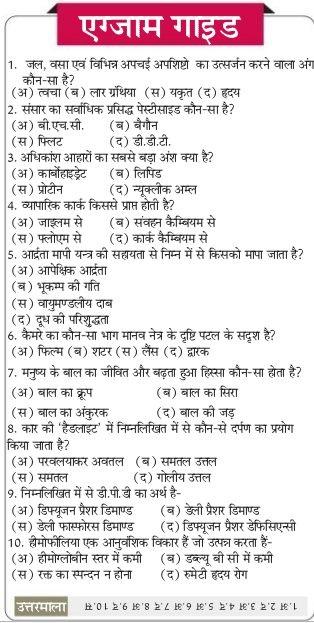 General Awareness 2015 Pdf For Bank Exams In Hindi