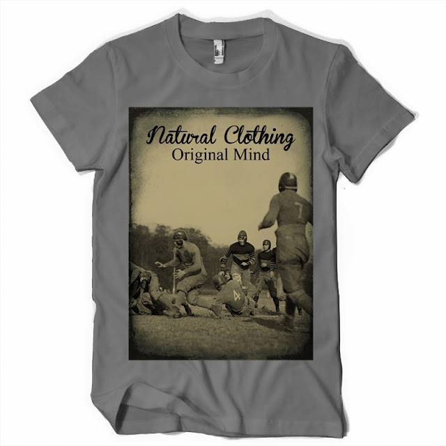 Natural Clothing Tshirt