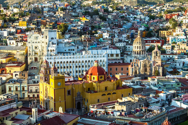 Cervantino: qué visitar y dónde comer en Guanajuato