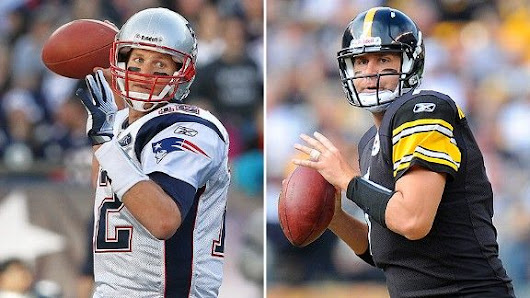 Cómo llegan Steelers y Patriots a la final AFC