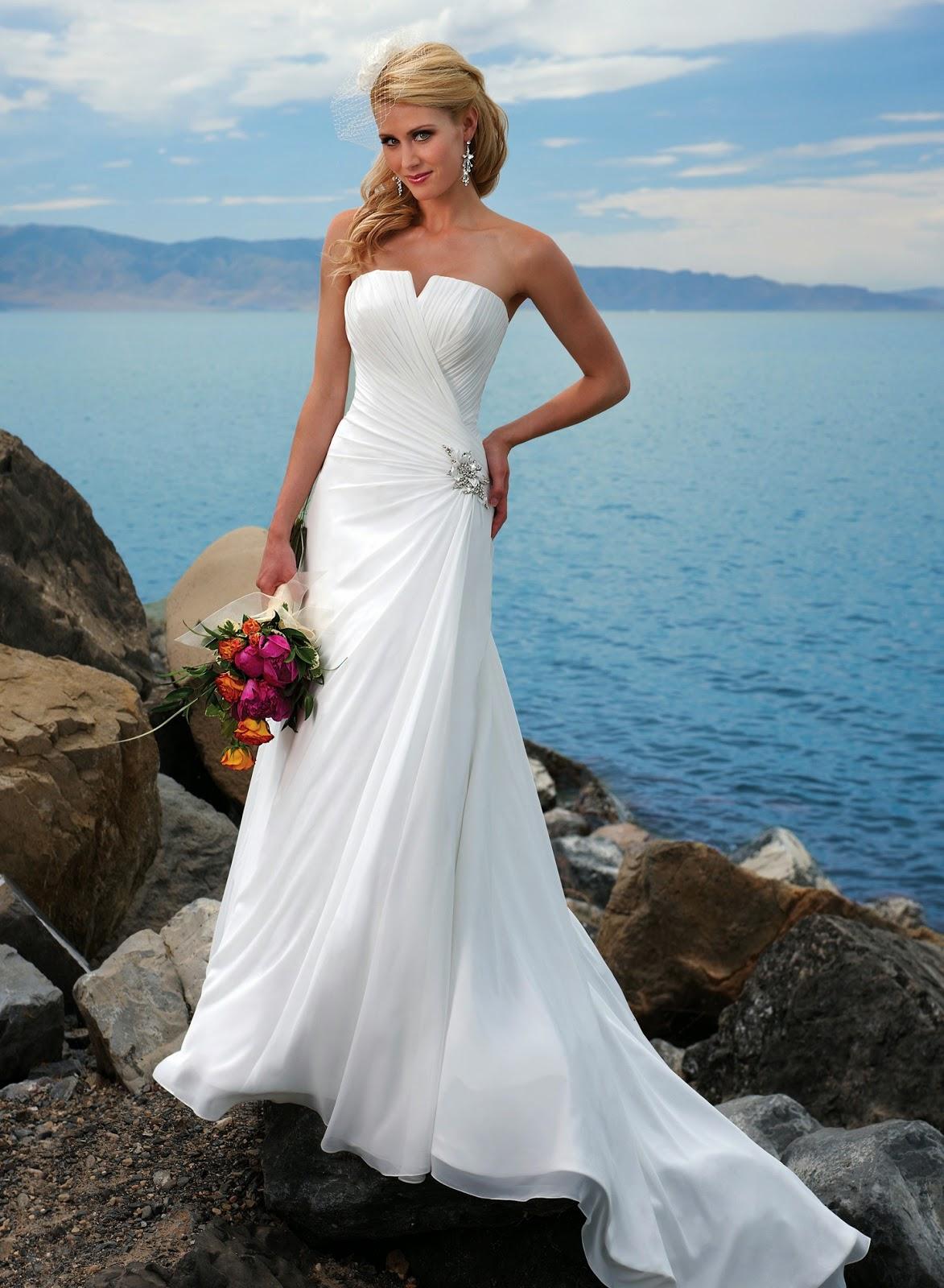 Beach Wedding Dresses 2015 Wedding Dresses Cold Climates
