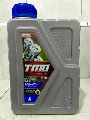 TMO Synthetic Formula 10W-40SN otomaksi