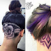 Amazing hair tattoos!