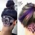 Amazing hair tattoos!