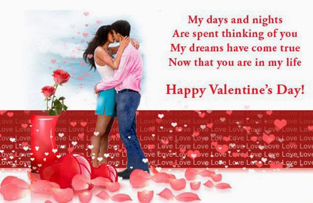 Girlfriend Valentines Day Quotes: Valentine Quotes For Girlfriend. QuotesGram