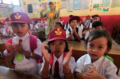 Ribuan Sekolah Daftarkan Diri Jadi Full Day School