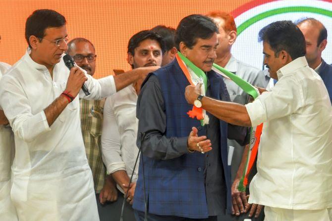 शत्रुघ्न सिन्हा के कांग्रेस में आते ही, बिहार की राजनीति में मची हलचल