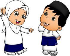 Koleksi 840  Gambar Animasi Kartun Islam HD Paling Keren