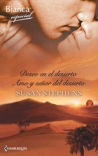 Susan Stephens - Amo Y Señor Del Desierto