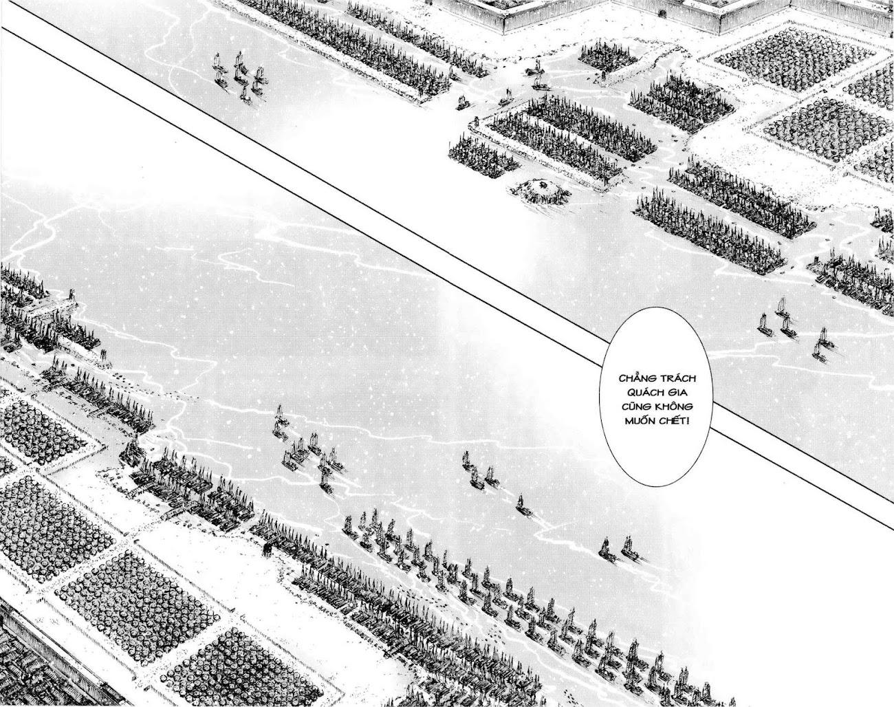 Hỏa phụng liêu nguyên Chương 398: Trên lầu dưới lầu [Remake] trang 6