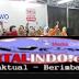 Relawan Prabowo-Sandiaga Uno Saat Deklarasi Di Kediaman Djoko Santoso,Tuan Rumah Tinggalkan