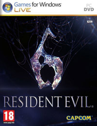 Resident+Evil+6 Black+Box - Resident Evil 6 PC