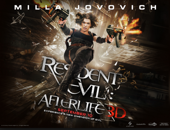 Film Resident Evil 4: Afterlife