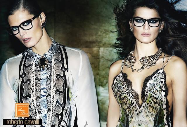 9a5947dee08b2 Roberto Cavalli trouxe para a moda de óculos de sol a sofisticação