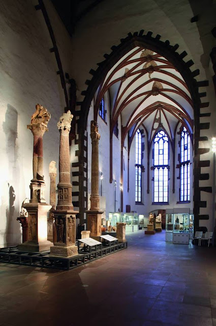 Archäologisches Museum Frankfurt (Museu Arqueológico)